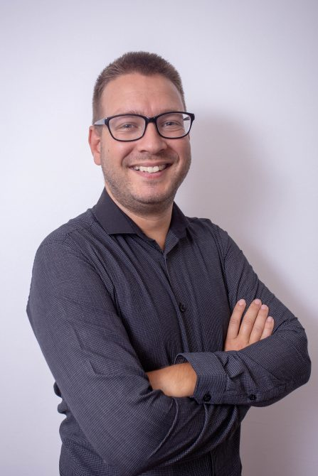 Carlos Rocha - Sports Manager