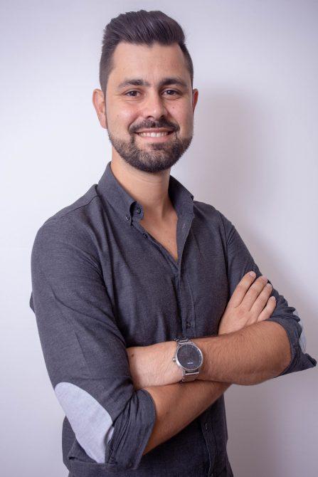 Gonçalo Oliveira - Project Leader